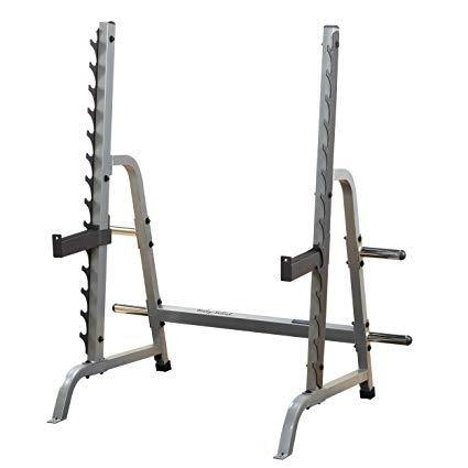Body Solid Multi press rack (GPR370)