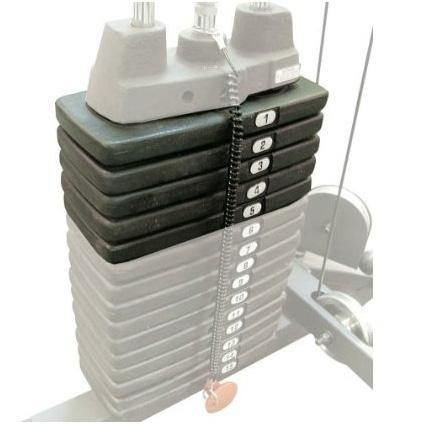 Body Solid SPA50  Weight Stack Upgrade
