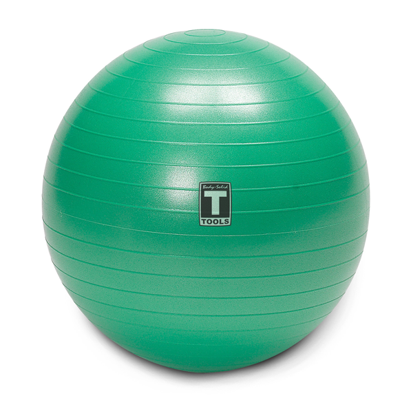 Body Solid Anti Burst 45cm Stability Ball Green