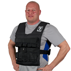Body Solid Weighted Vest 20lb BSTWV20