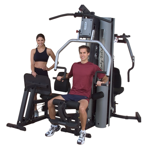 Body Sold Selectorized Home Gym G9S for Multi-users