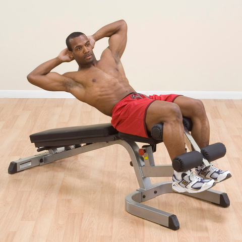 Body Solid  Adjustable Bench (GFID-71)