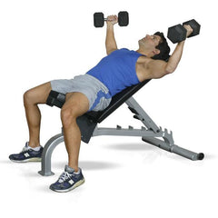Inflight Fitness Flat-Incline-Decline (FID) Bench 5005