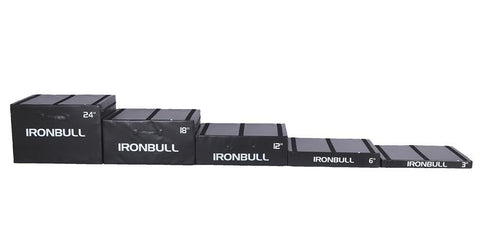 Iron Bull Stackable Soft Plyo