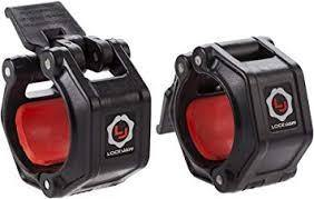 Lock-Jaw OLY2 Collars Black (Pair)