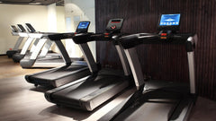 Intenza Fitness 550Te2 Treadmill with Mirror Screen Techonlogy