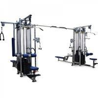 Atlantis Strength Multi-Station Towers MS-3 Direct Triceps Pulley
