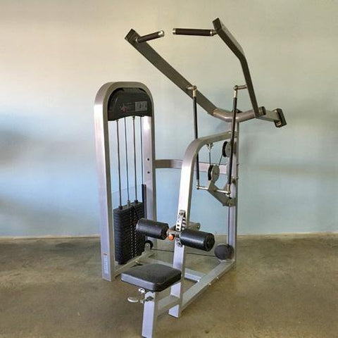 Muscle D Classic Line Lat Pulldown