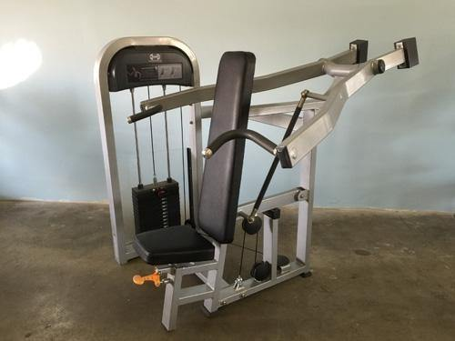 Muscle D Classic Line Shoulder Press