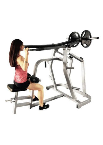 Muscle D Iso Lateral Lat Pulldown