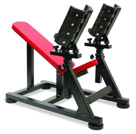 P-538 Incline Dumbbell Bench with pivots