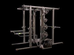 Prime Fitness PRIME Steel Double Half Rack
