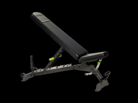 Prime Steel Adjustable Bench