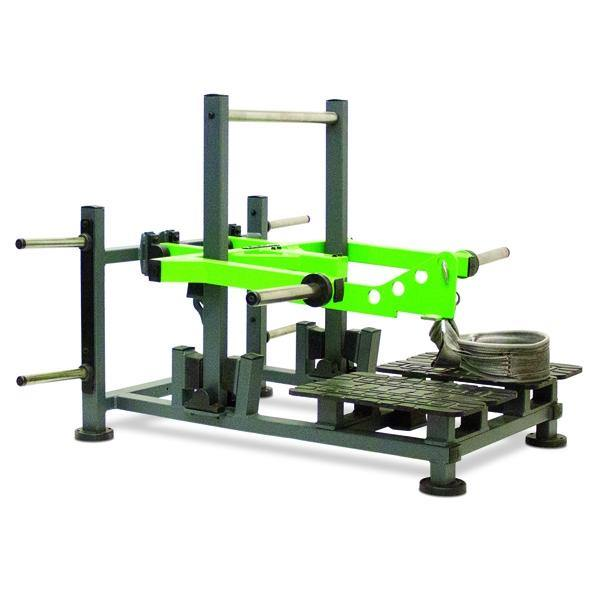 Atlantis Strength PW-511 Power Series Plate-Loaded Belt Squat
