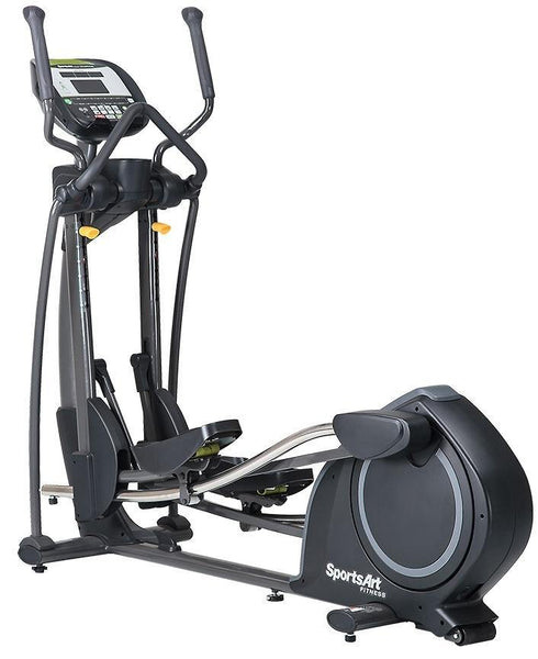 SportsArt E835 Foundation Elliptical with LED Standard Console
