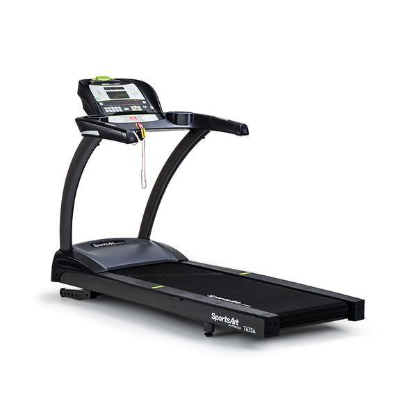 SportsArt T635A Foundation AC 4HP Motor Treadmill