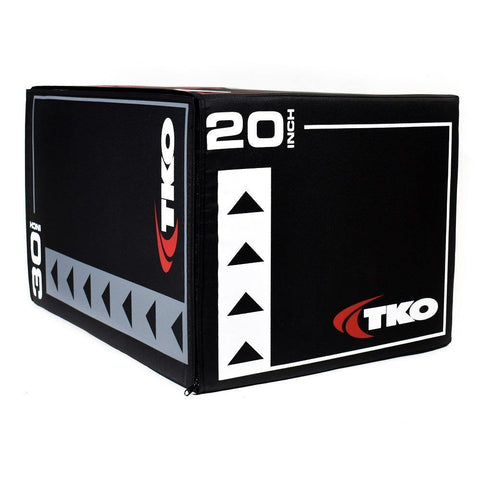 "TKO Soft Plyo 3 in 1 Box 20"" x 24"" x 30"""