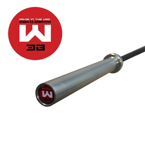 20KG Wright (3B) Basic Box Bar