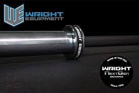Wright Equipment 20kg Olympic Bar Next Generartion