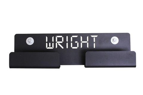 Wright Equipment Bench / Rower Hanger