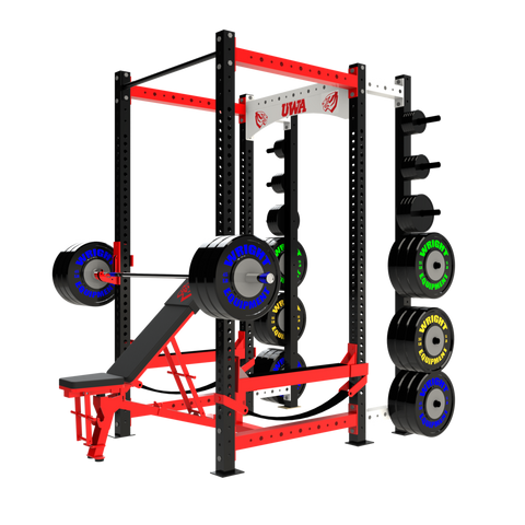 Wright Equipment CX-300 Power Rack
