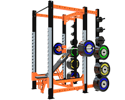 Wright Equipment  Premium Plus Power Rack Cage P-300