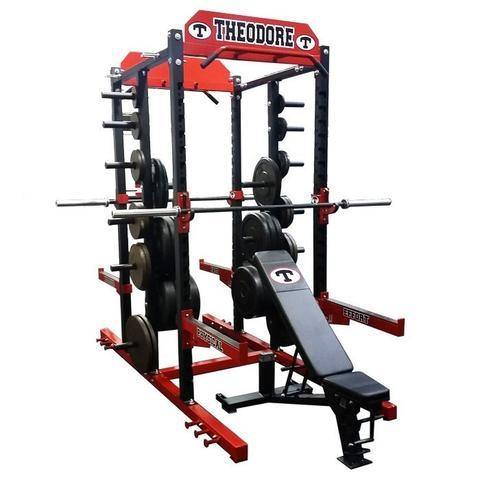 Wright Equipment TD-200 Double Sided Half Rack