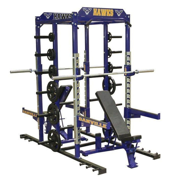 Wright P-200 Double Half Rack