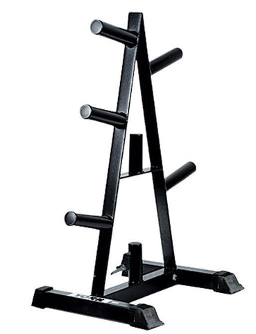 York Olympic A -Frame Plate Tree Black 69036