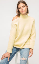Load image into Gallery viewer, Mystree Turtleneck Pullover Sweater