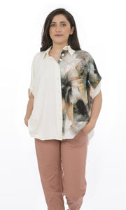 Luukaa Watercolor Shirt
