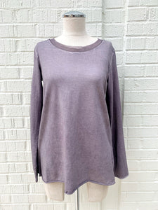 Luukaa Plum Top
