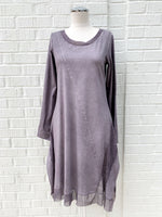 Load image into Gallery viewer, Luukaa Flow Tunic Dress