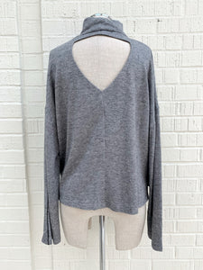 Lotus Eaters Crystal Knit Top