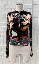 Load image into Gallery viewer, Petit Pois Cropped Cardi