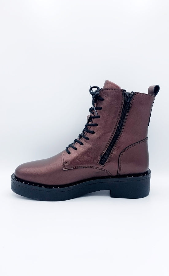 Friend Waterproof Lace Up Boot