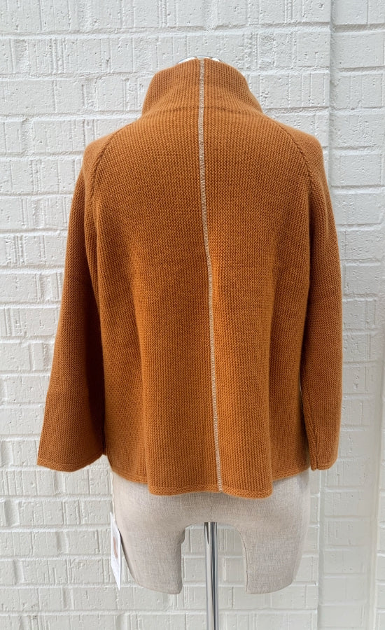 Henry Christ Short Box Cashmere Sweater