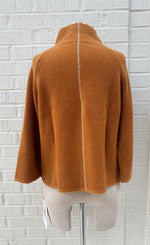 Load image into Gallery viewer, Henry Christ Short Box Cashmere Sweater