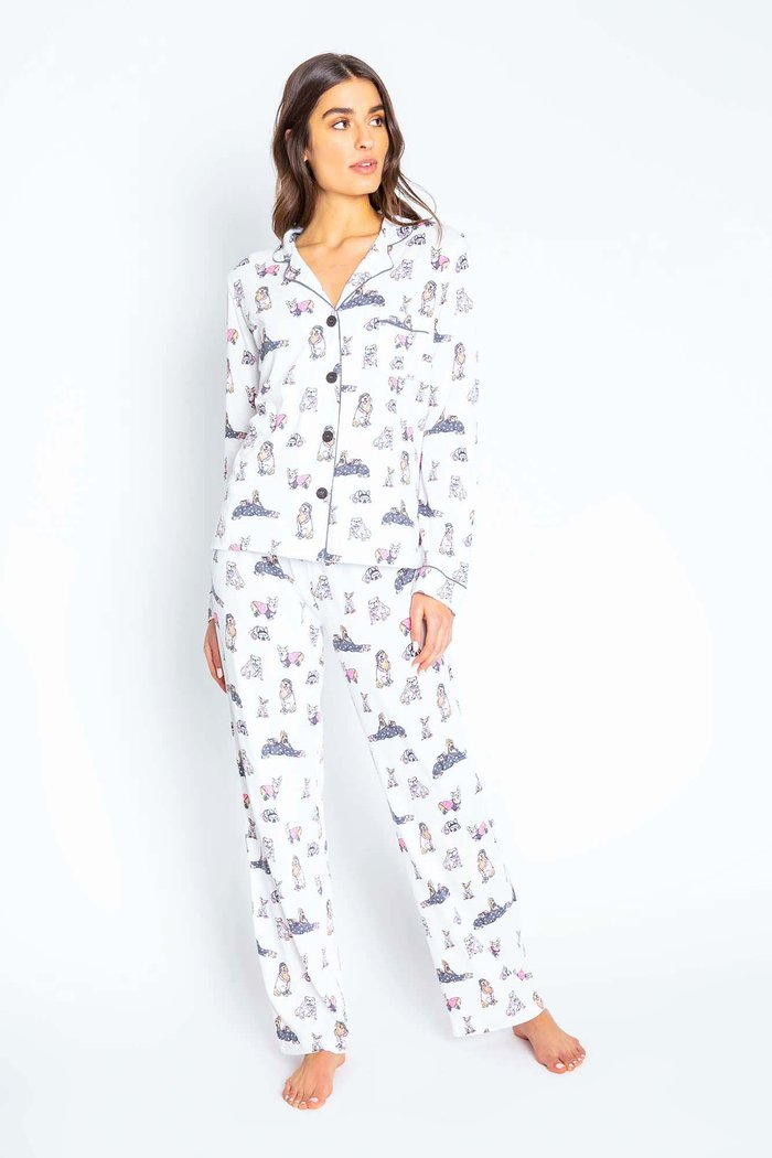 PJ Salvage Playful Prints PJ Set - ModeAlise
