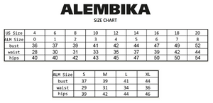 Alembika Big Pocket Jeans