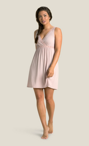 Barefoot Dreams Luxe Milk Jersey Chemise