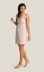 Load image into Gallery viewer, Barefoot Dreams Luxe Milk Jersey Chemise