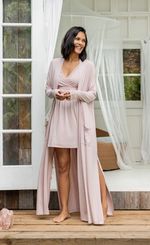 Load image into Gallery viewer, Barefoot Dreams Luxe Milk Jersey Duster