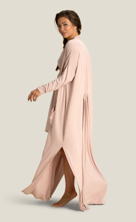 Barefoot Dreams Luxe Milk Jersey Duster