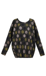 Load image into Gallery viewer, Alembika Olive Dolman Top