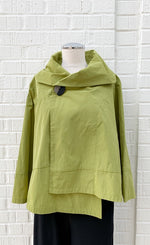 Load image into Gallery viewer, Liv by Habitat Liv Citron Button Jacket