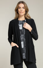 Load image into Gallery viewer, Sympli Zest Zip Back Cardi