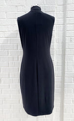 Load image into Gallery viewer, Frank Lyman Black Knit Dress