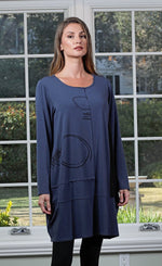 Load image into Gallery viewer, Chalet Miley Tunic Dress