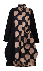 Load image into Gallery viewer, Alembika Spheres Pocket Shirt Dress